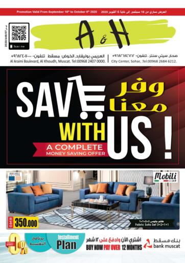Oman - Muscat A & H offers in D4D Online. Save With Us!. . Till 6th October